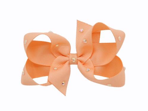 Medium Bow - Peach