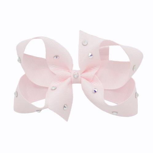 Medium Bow - Powder Pink