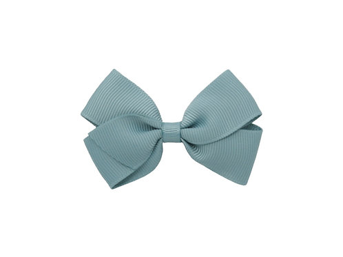 Small London Bow - Nile Blue