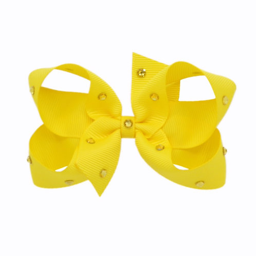 Medium Bow - Daffodil