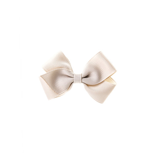 Small London Bow - Cool Khaki