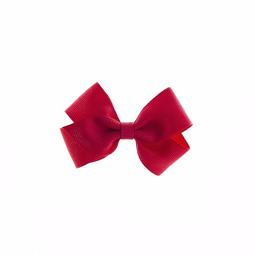 Small London Bow - Scarlet