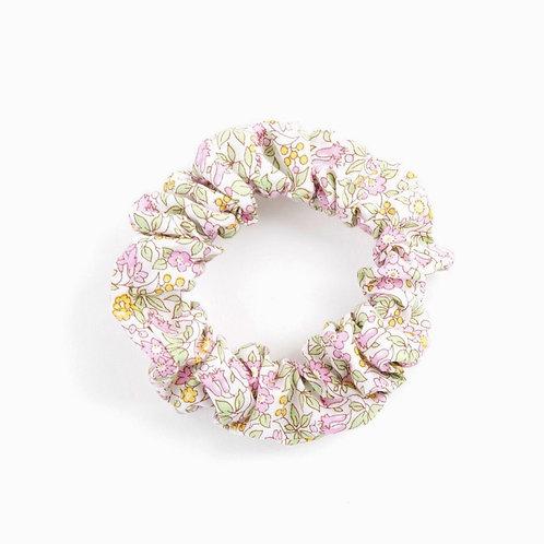Liberty of London Scrunchie - Chamomile Pink