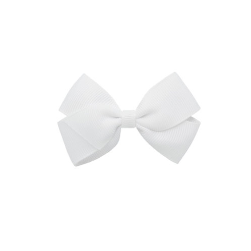 Small London Bow - White