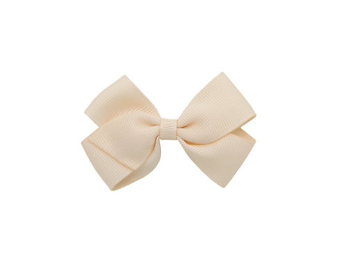 Small London Bow - Nude