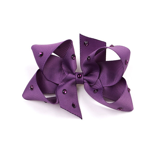 Medium Bow - Amethyst