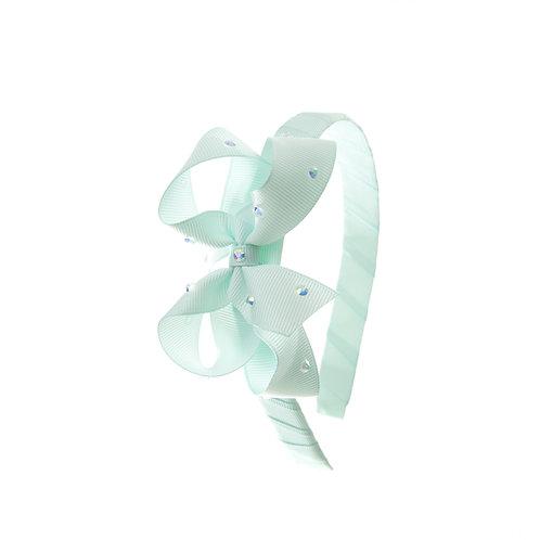 Bow Hairband - Crystalline