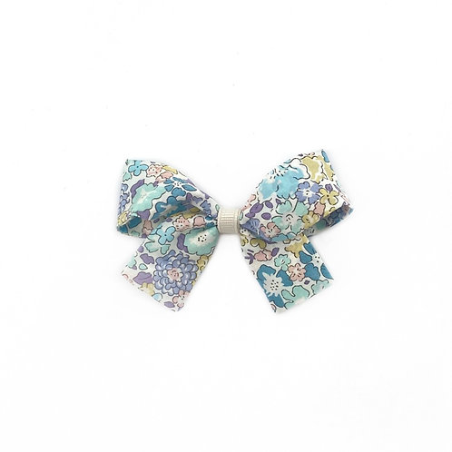 Liberty of London Small Paris Bow - Michelle Blue