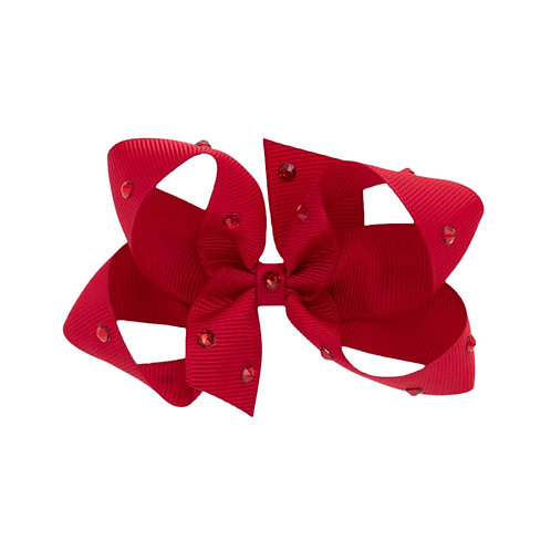 Medium Bow - Scarlet