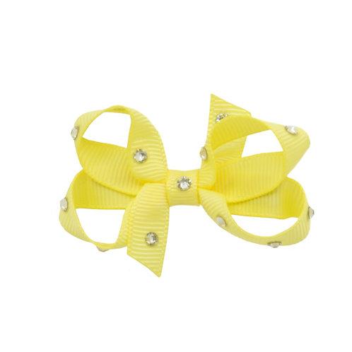 Small Bow - lemon
