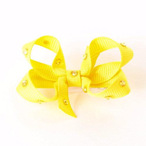 Small Bow - Daffodil