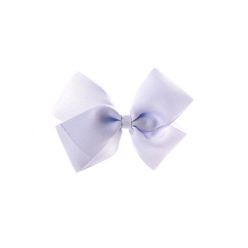 Medium London Bow - Lilac Mist