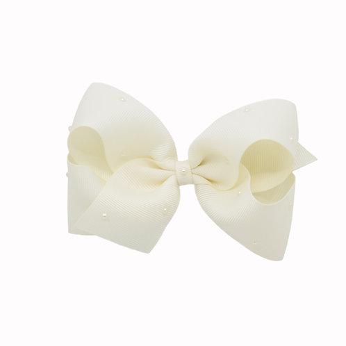 Olivia Bow - Antique White