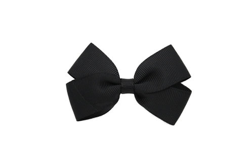Small London Bow - Black