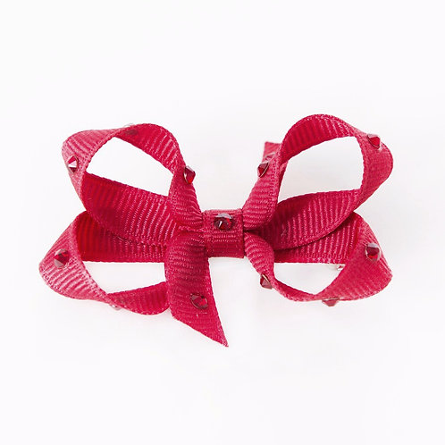 Small Bow - Scarlet