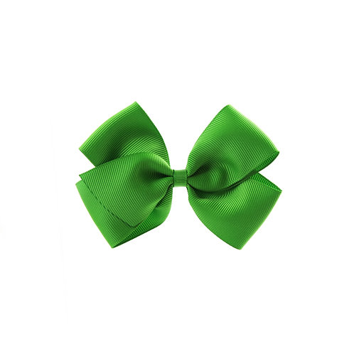 Medium London Bow - Classic Green