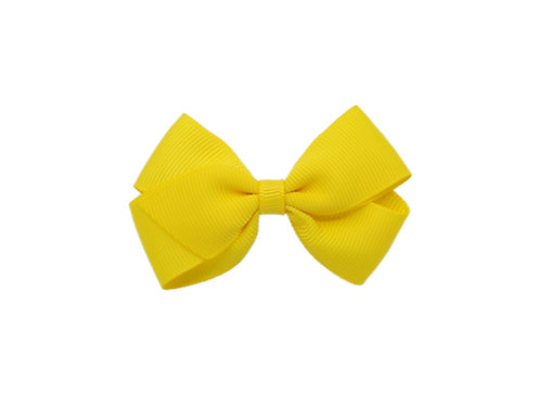 Small London Bow - Daffodil