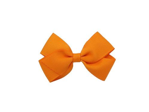 Small London Bow - Tangerine