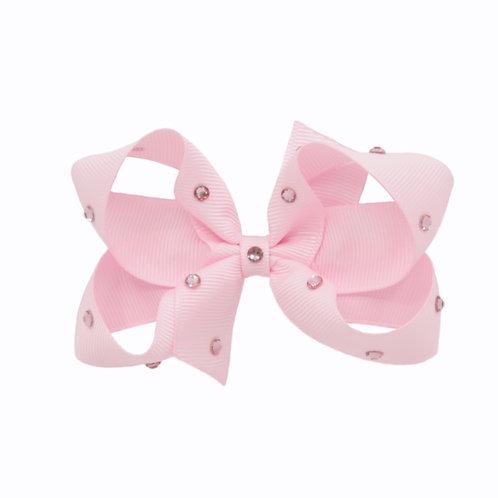 Medium Bow - Pearl Pink