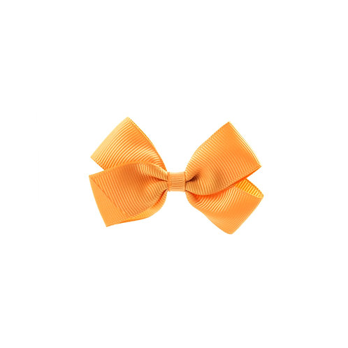 Small London Bow Hair Tie - Gold