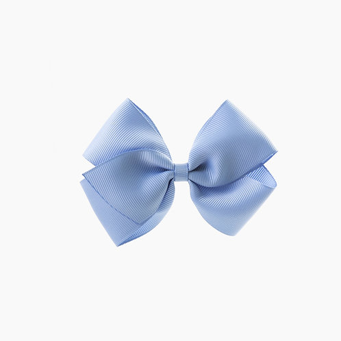 Medium London Bow - French Blue