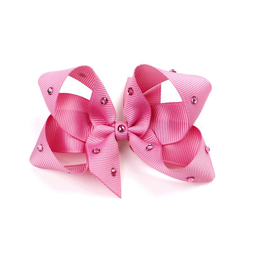 Medium Bow - Wild Rose