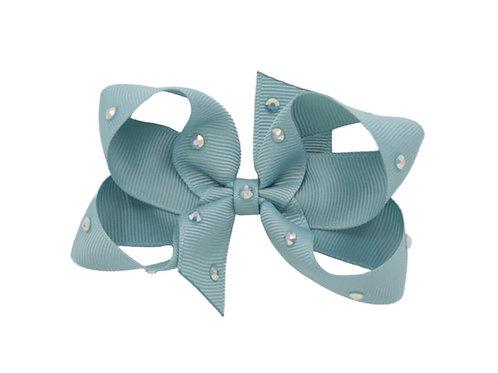 Medium Bow - Nile Blue