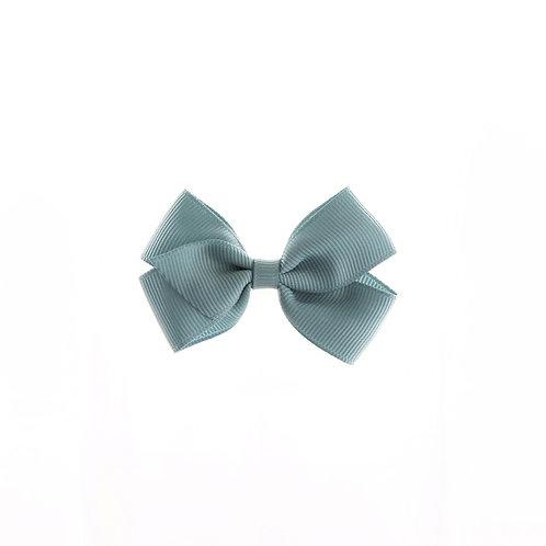 Small London Bow - Nile Blue