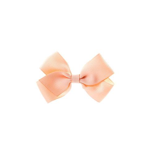 Small London Bow - Petal Peach