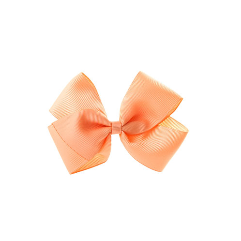 Medium London Bow - Peach