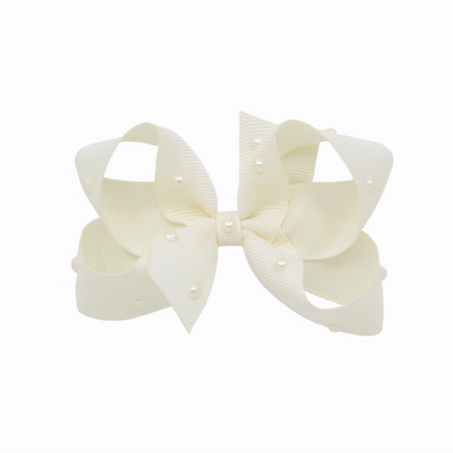 Medium Bow - Ivory