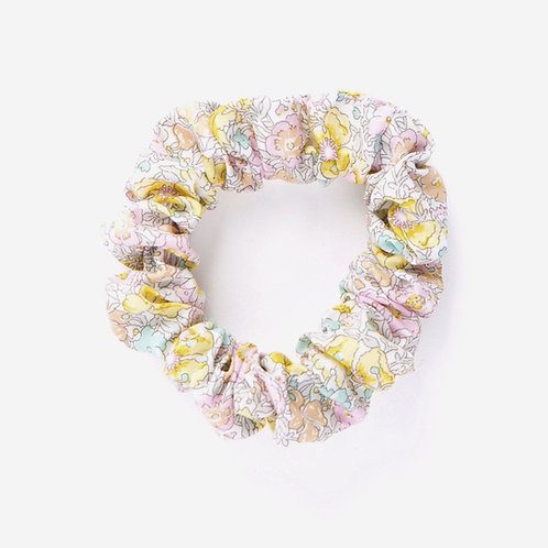Liberty of London Scrunchie - Amelie Yellow