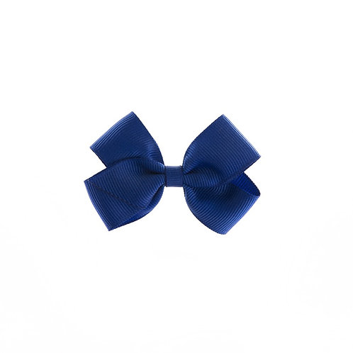 Small London Bow - Cobalt