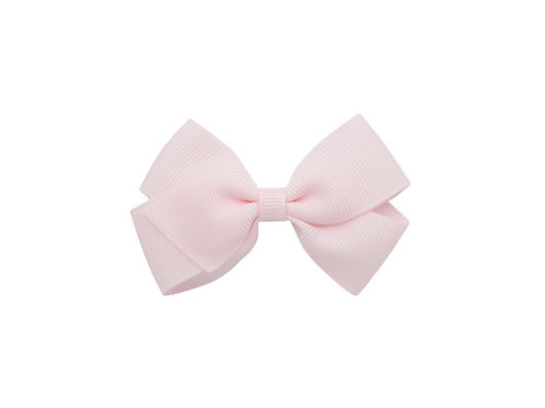 Small London Bow - Powder Pink