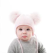 Baby Sloane_Pink Hat wTies_01.jpg