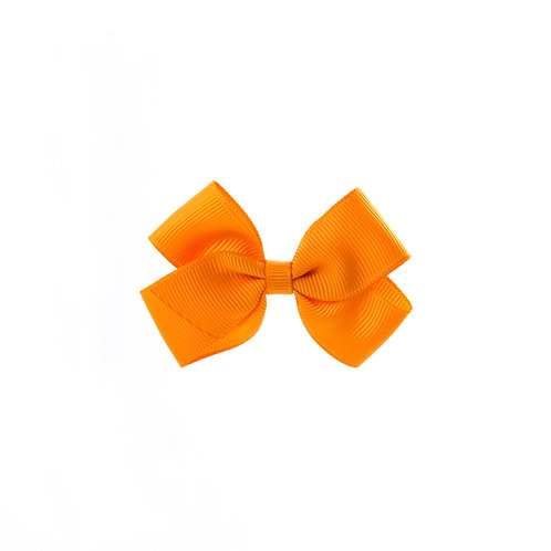 Small London Bow - Tangerine