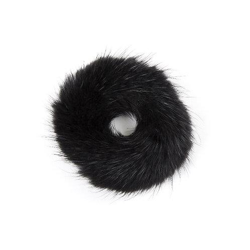 Hair Scrunchie - Black