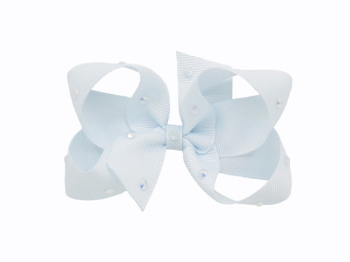 Medium Bow - Blue Vapor