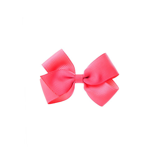 Small London Bow Hair Tie - Passion Fruit