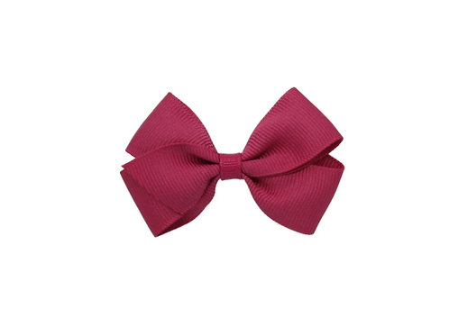 Small London Bow - Fuchsia