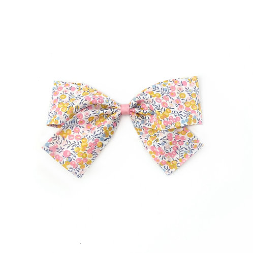 Liberty of London Large Paris Bow - Wiltshire Bud