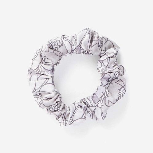 Liberty of London Scrunchie - Floral Mauve