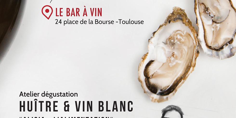 Huîtres & vin blanc - Alicia / L'alimentation L'épicerie