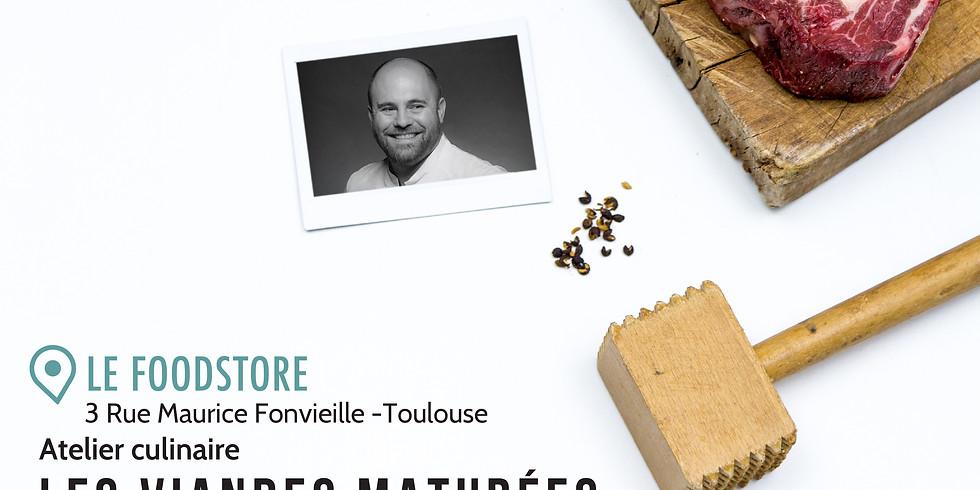 """Les viandes maturées - Stéphane Balluet """"Le divil"""""""