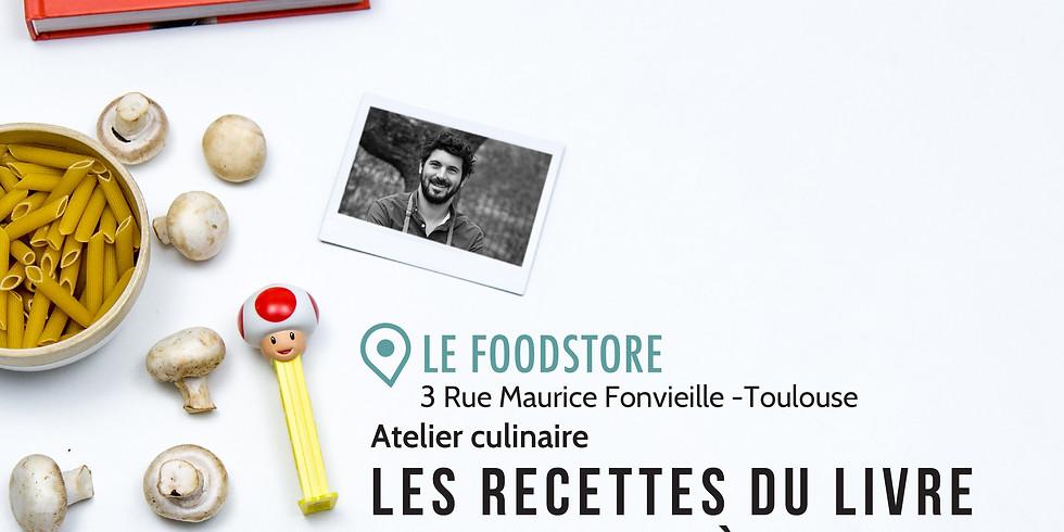 Les recettes du livre Cuisine Ta Mère - Fabrice Mignot * COMPLET