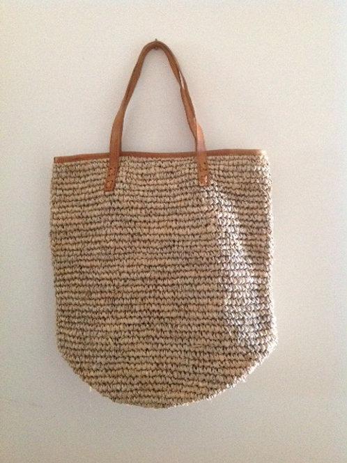 Large woven bag