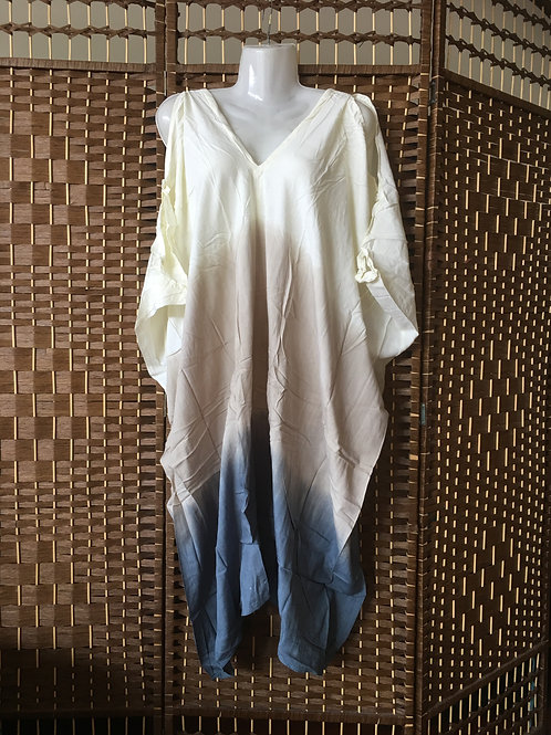 Open sleeve dress or top
