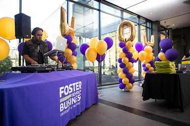 Events - Foster Undergraduate Programs W