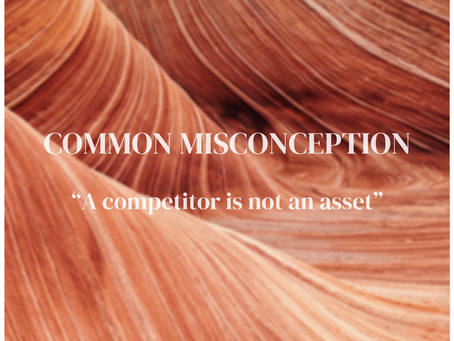 Competitors Are An Asset