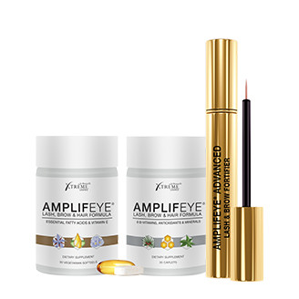 889e7c0dee8 A holistic, two-tiered regimen, comprised of Amplifeye Advanced Lash & Brow  Fortifier and Amplifeye Lash, Brow & Hair Formula, ...